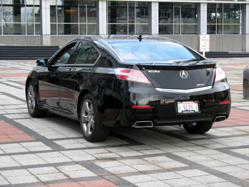 2013 ACURA TL ADVANCE