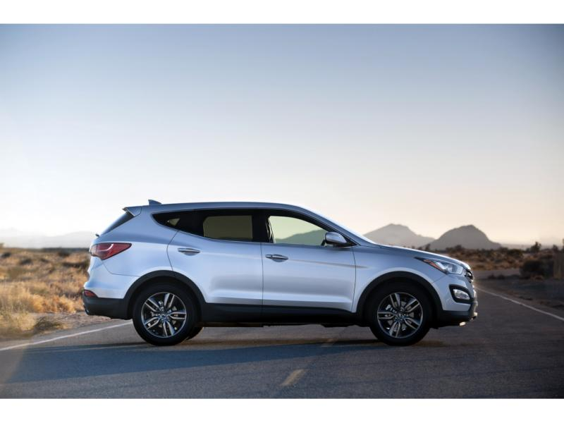 2017 HYUNDAI SANTA FE LIMITED EDITION ULTIMATE