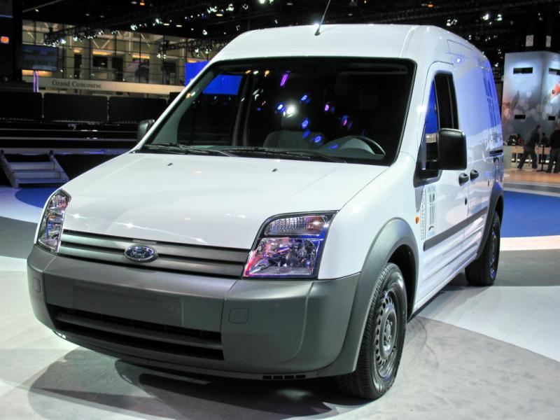 2018 FORD TRANSIT CONNECT XL