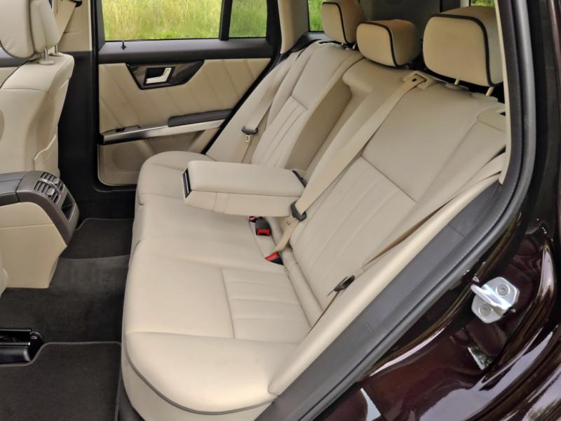 2014 MERCEDES-BENZ GLK 250 4MATIC