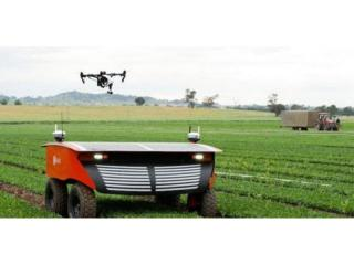 Automated Equipment Comes to the Farm