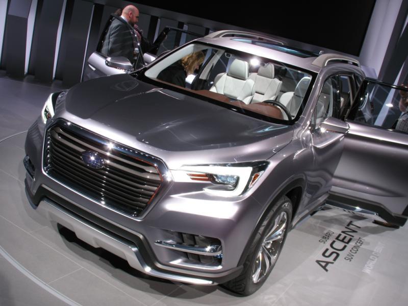 Latest Vehicle Concepts