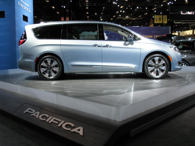 Stars of the Show:  2016 Chicago Auto Show