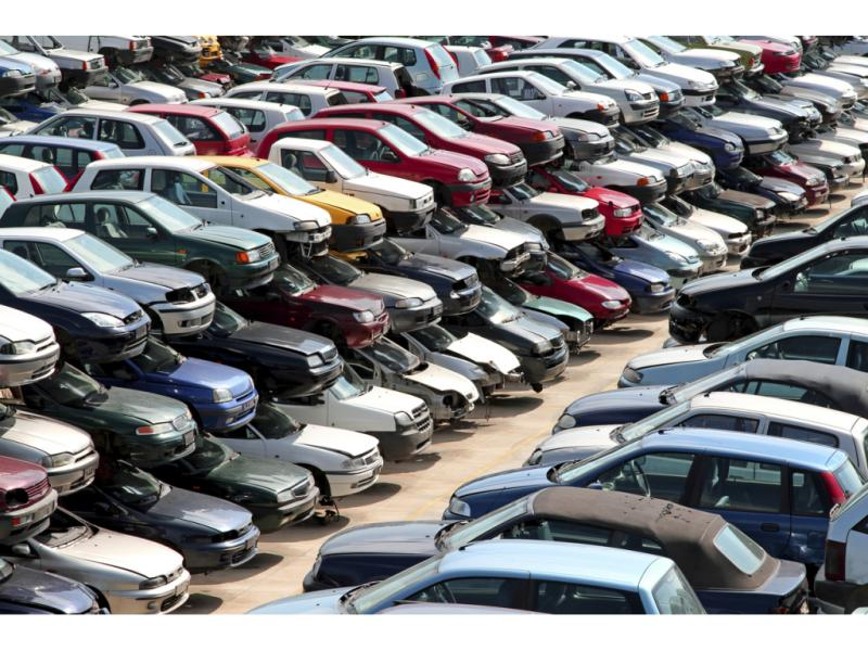 More Than Junk: Automotive Scrapyards