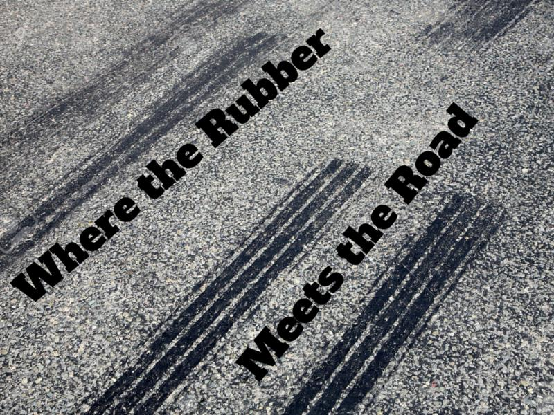 Where the Rubber Meets the Road – Spring Tire Care