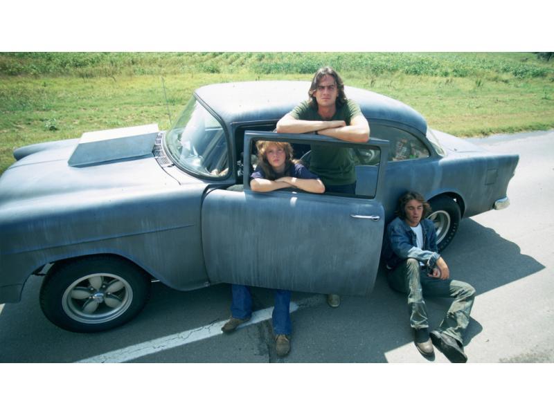 1955 CHEVROLET 150 – TWO-LANE BLACKTOP