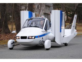 Flying Cars in Your Future? Maybe!