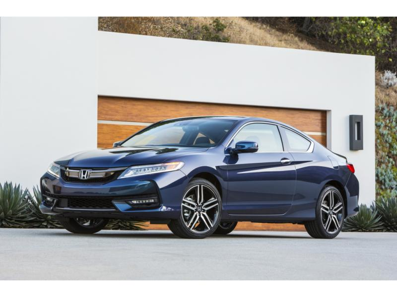 2017 HONDA ACCORD LXS