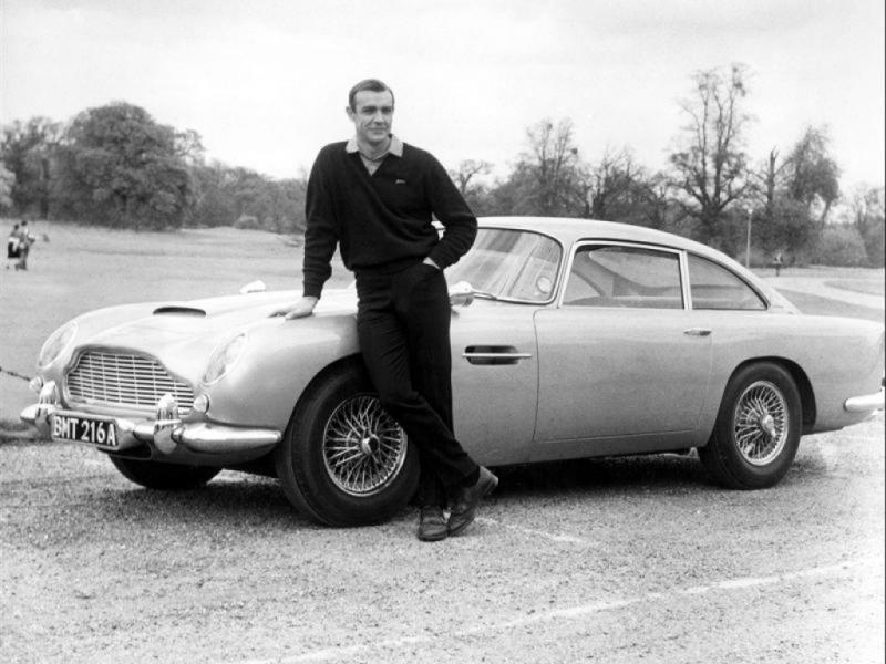 Bond's Best Cars: The List