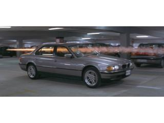 Bond's Best Cars: BMW 750iL