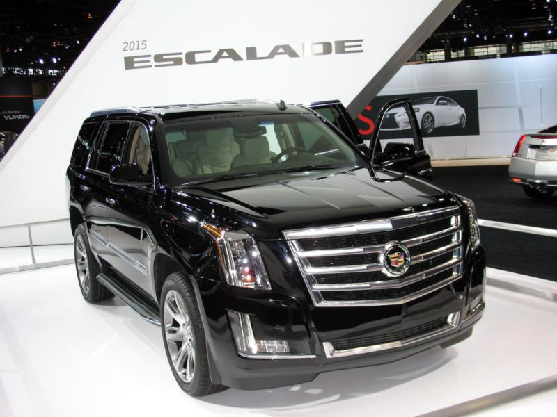 2016 CADILLAC ESCALADE ESV LUXURY