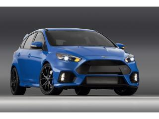 Compact Performance: 2016 Ford Focus RS hatchback