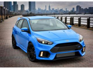 Fast Freight: 2016 Ford Focus RS hatchback