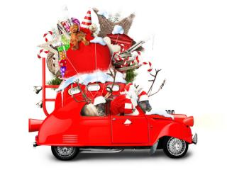 Gizmos & Gadgets: Gift Giving Ideas for the Car Crazy