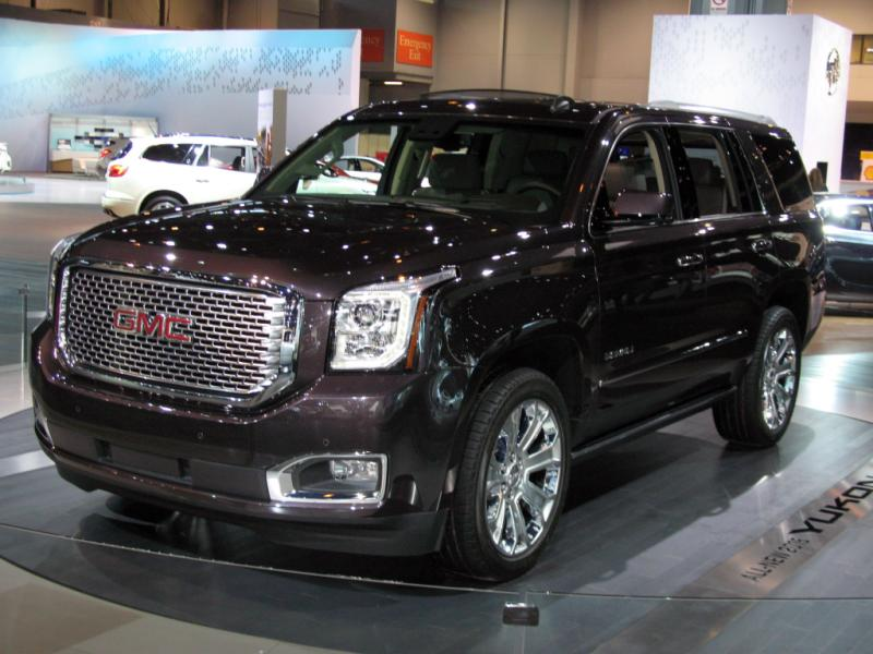 Gmc Yukon Cars For Sale In The Usa