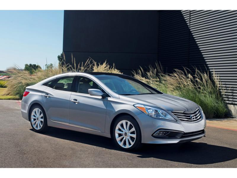 2017 HYUNDAI AZERA LIMITED EDITION