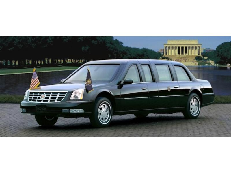Hail To The Chassis: A History of Presidential Limos