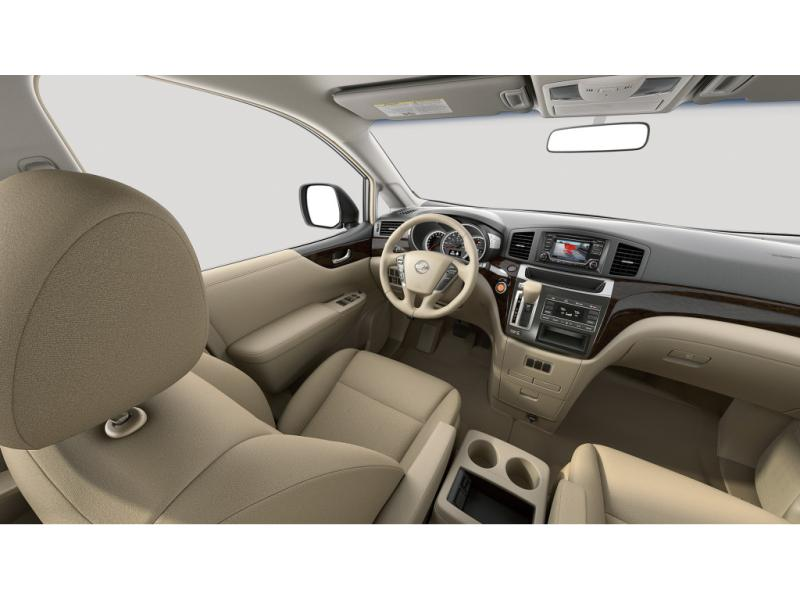 2015 NISSAN QUEST PLATINUM
