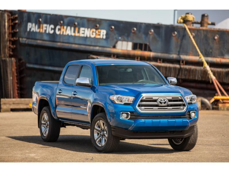 2017 TOYOTA TACOMA LIMITED EDITION