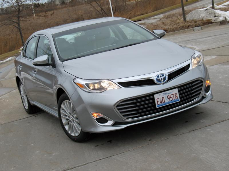 2015 TOYOTA AVALON LIMITED EDITION