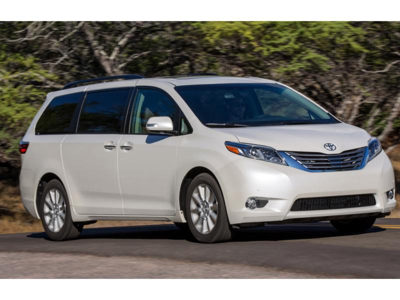 Toyota Sienna Cars for Sale in the USA