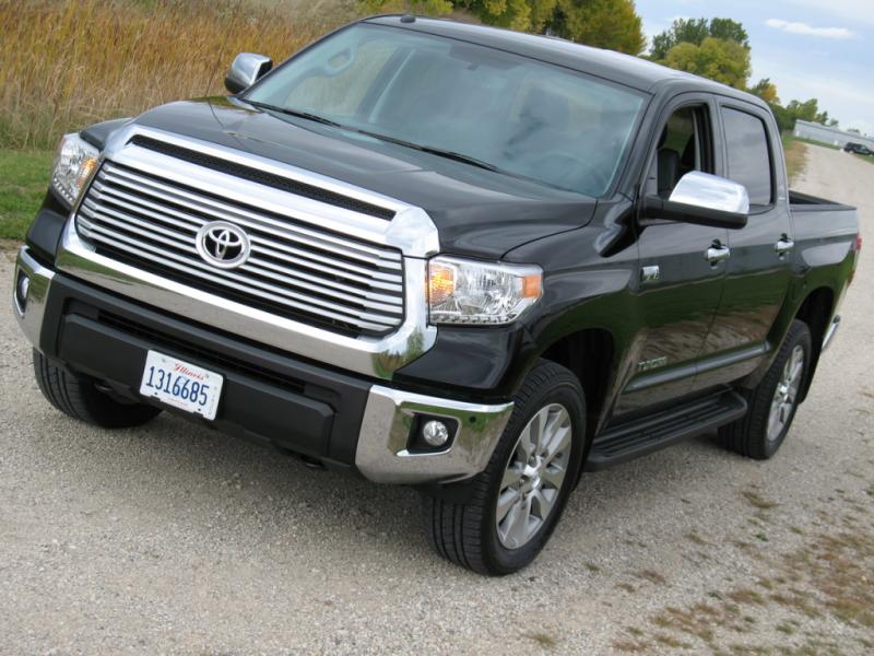 2017 TOYOTA TUNDRA LIMITED EDITION
