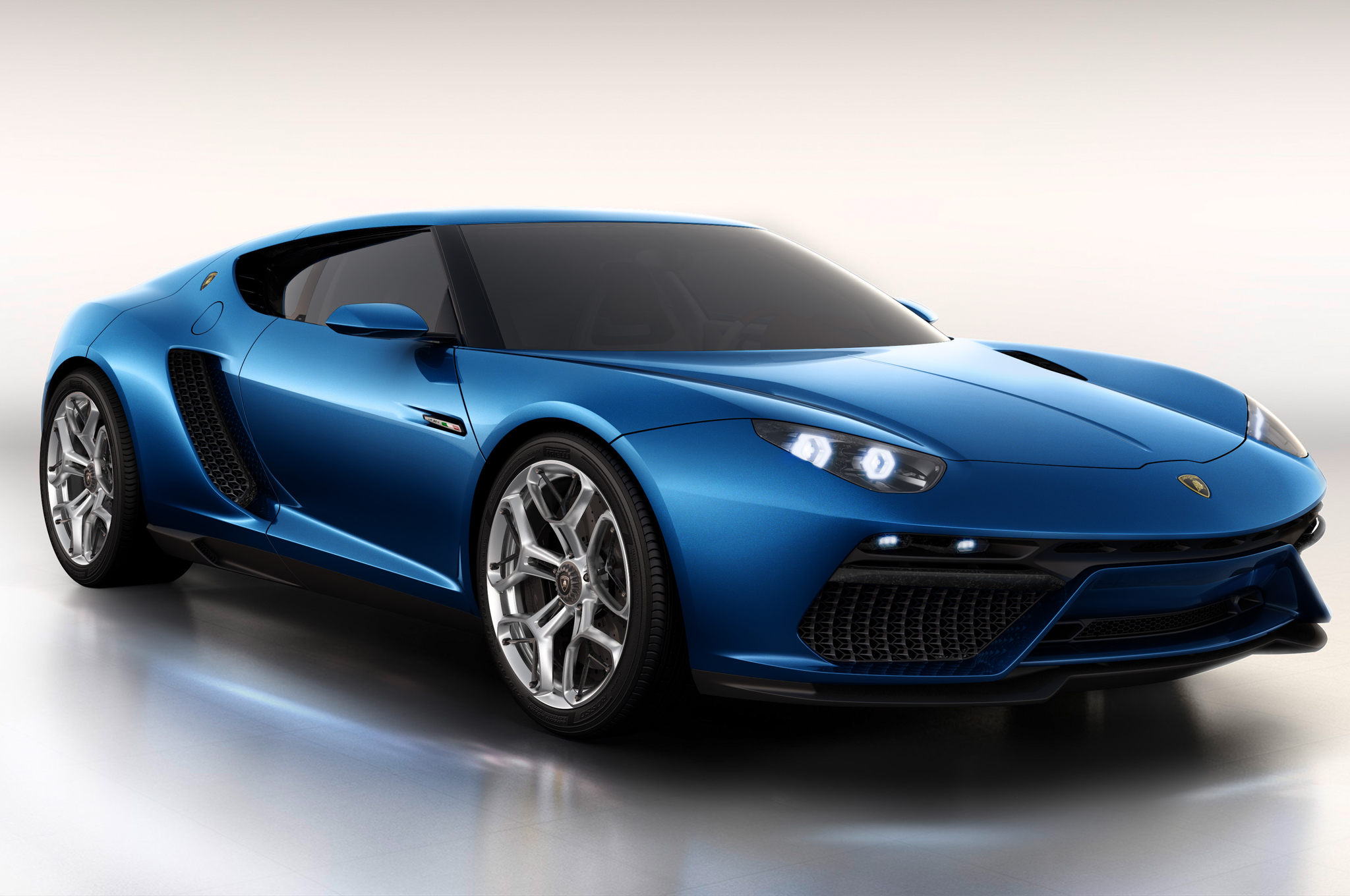 Photo courtesy Automobili Lamborghini