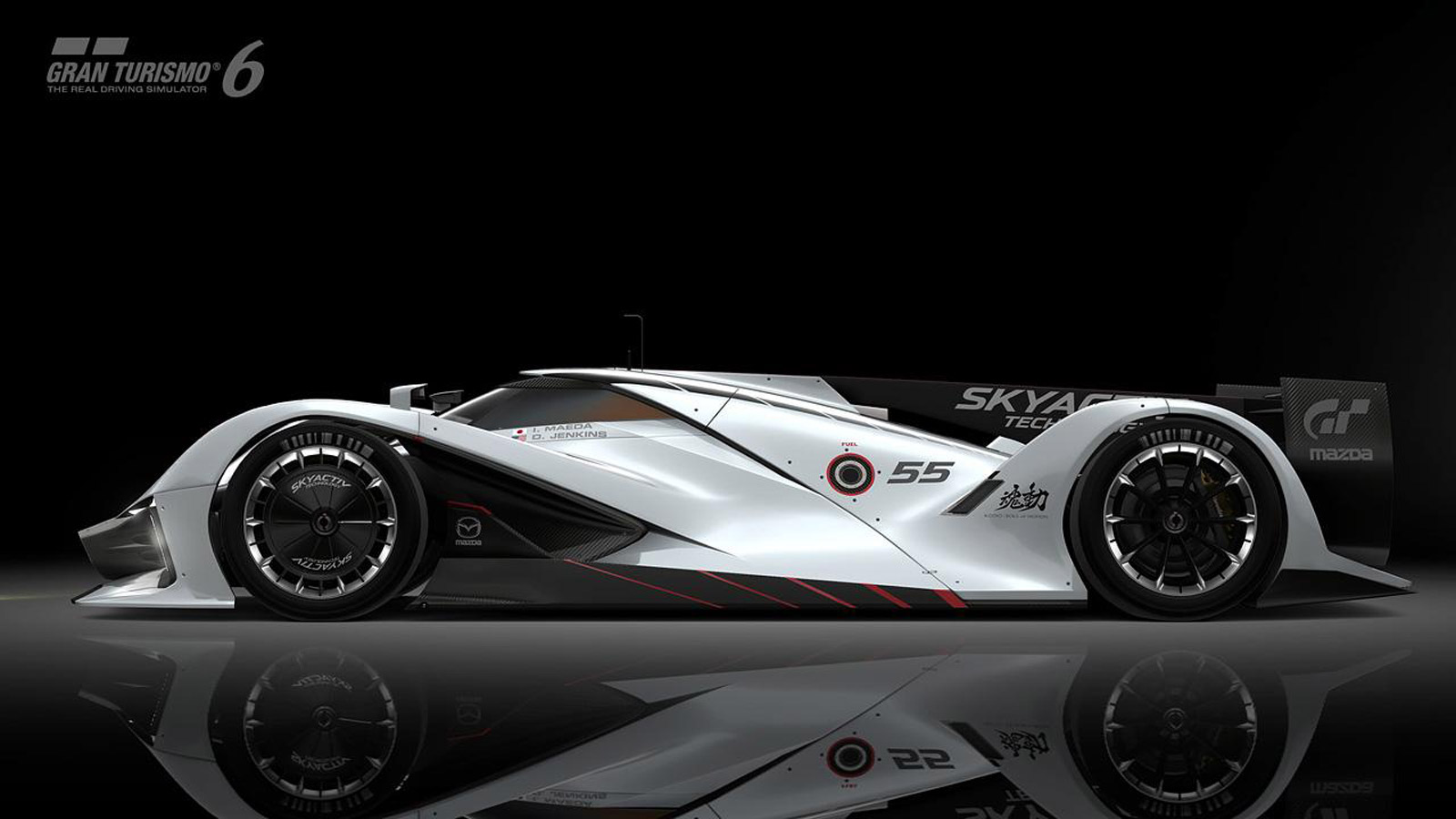 Image courtesy Mazda Motor Corporation/Sony Computer Entertainment