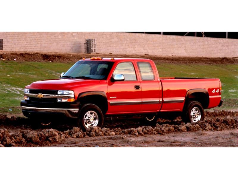 2001 Chevrolet Silverado 2500
