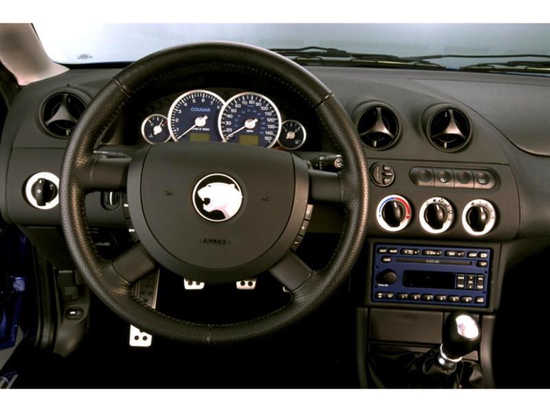 2001 Mercury Cougar