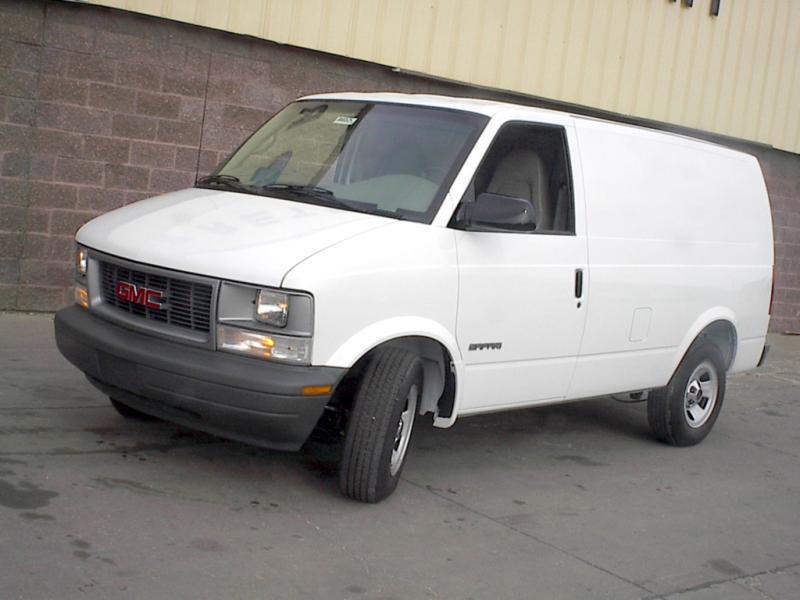 2002 GMC Safari