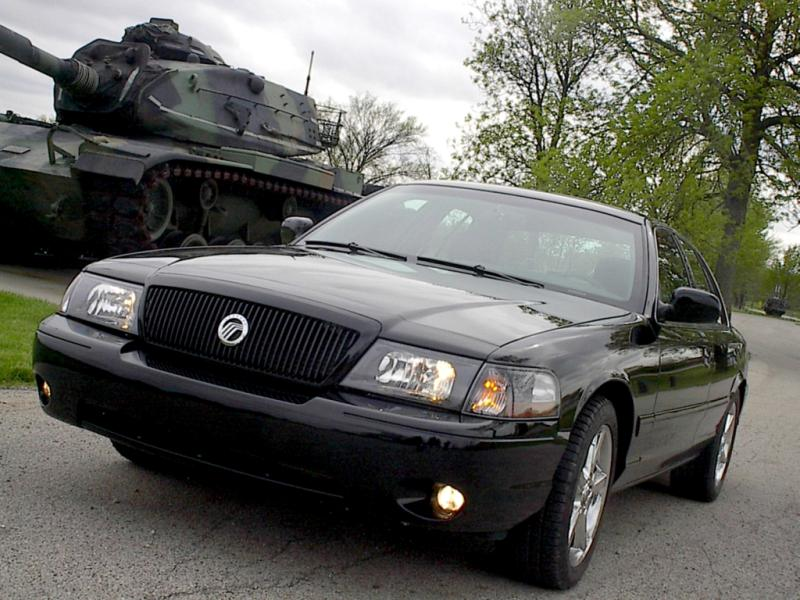 mercury marauder cars for sale in the usa
