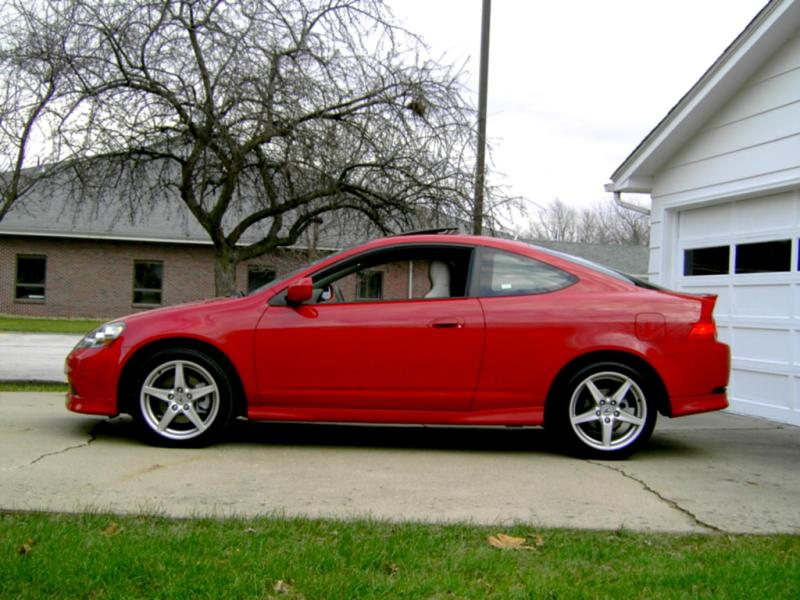 Acura Rsx Cars For Sale In The USA - 2005 acura rsx base