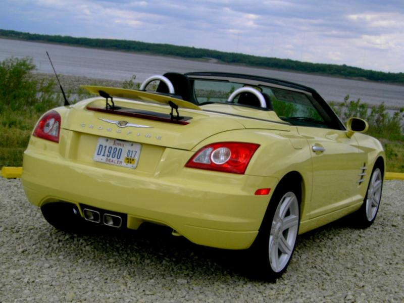Purchase Used Chrysler Crossfire Convertible Grey: Chrysler Crossfire Cars For Sale In The USA