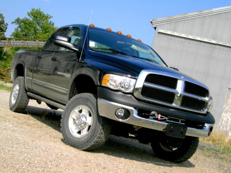2005 Dodge Ram Wagon