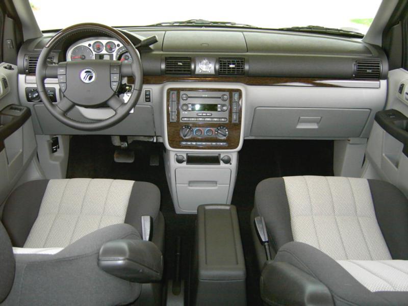 2006 Mercury Monterey