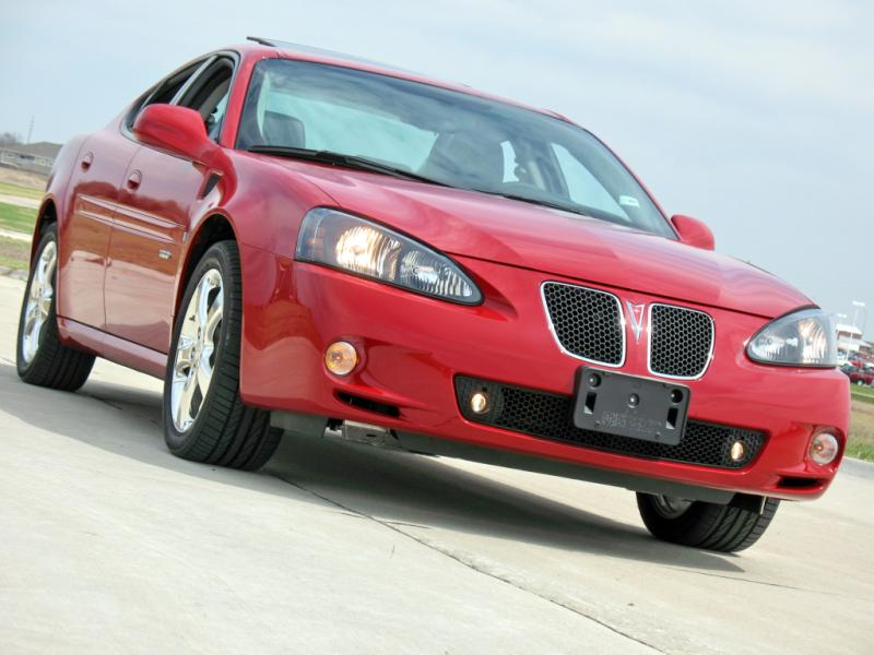 Pontiac Grand Prix Cars For Sale In The Usa