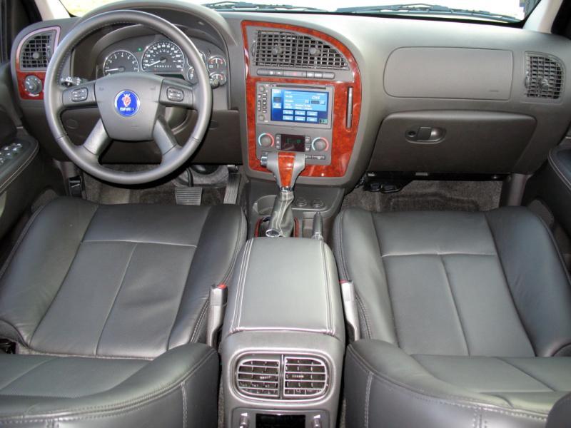 2007 Saab 9 7x