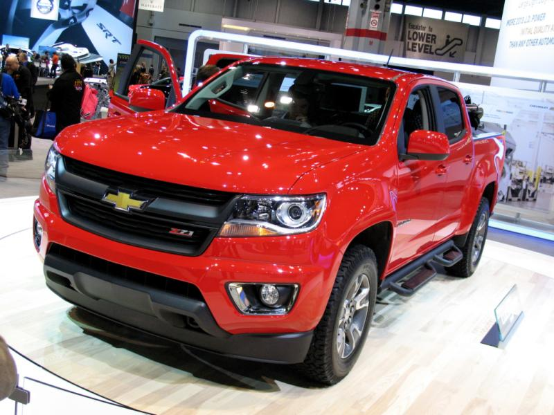 0 Chevrolet Colorado