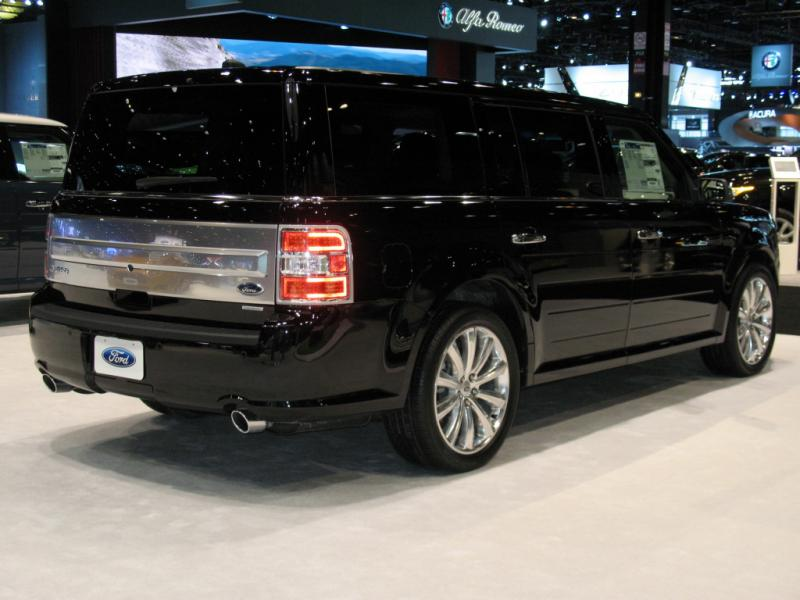 2015 FORD FLEX LIMITED