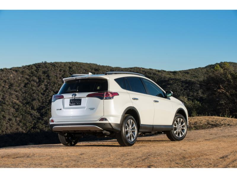 2018 TOYOTA RAV4 HYBRID LIMITED EDITION
