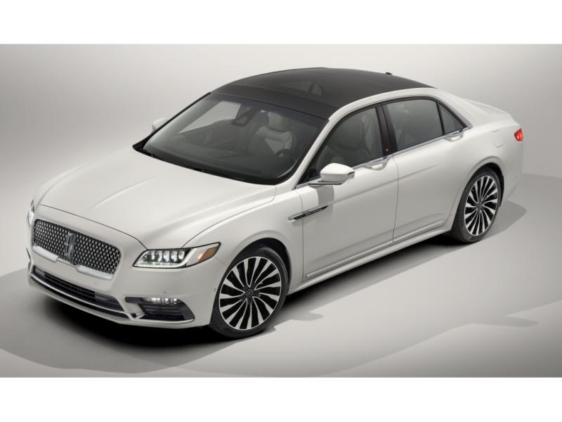 Lincoln Continental Cars For Sale In The Usa