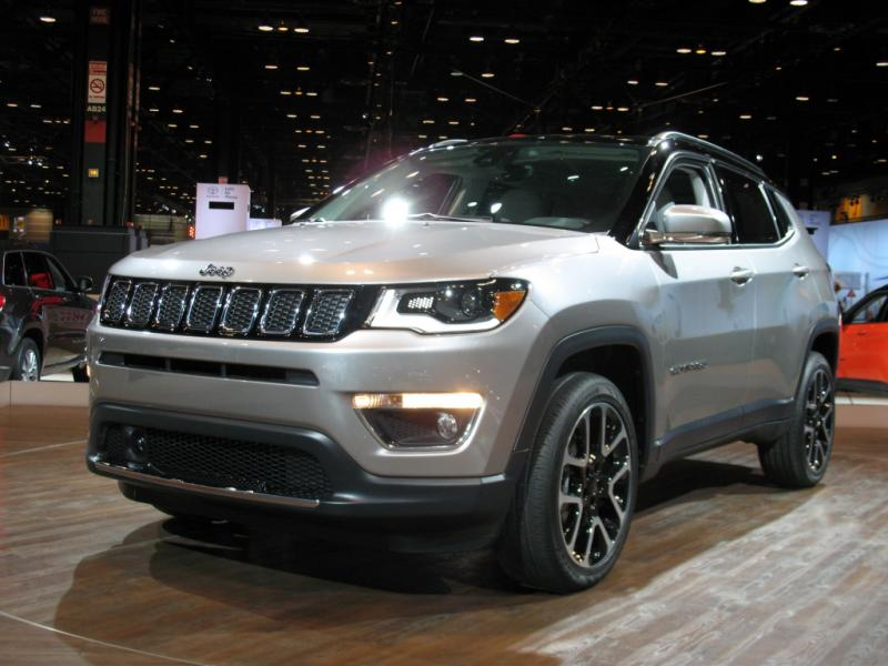 2021 JEEP COMPASS ALTITUDE EDITION