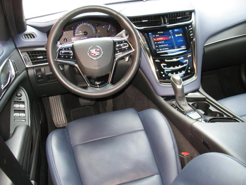 2017 CADILLAC CTS LUXURY