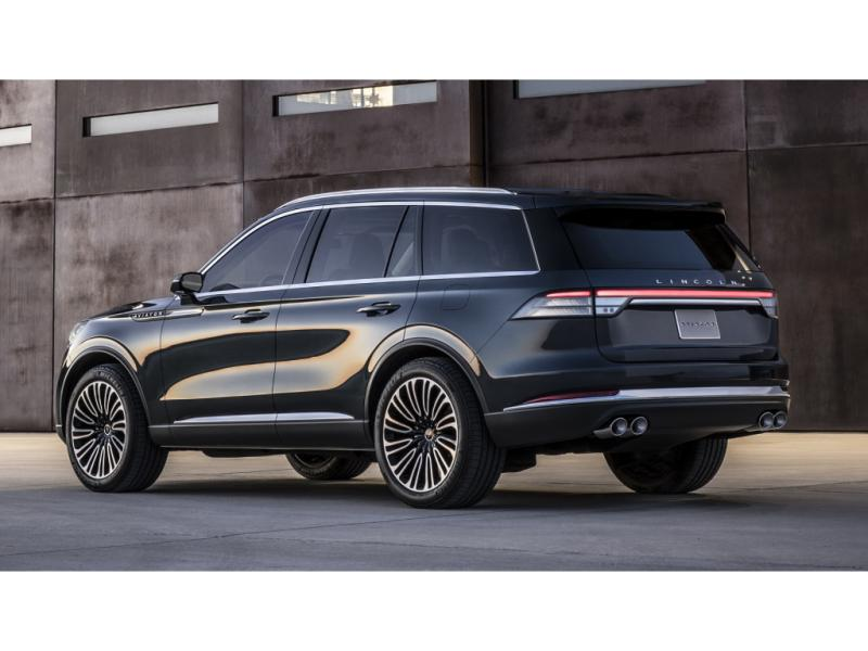 0 Lincoln Aviator