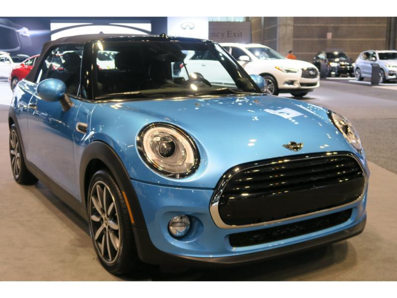 2018 MINI COOPER HARDTOP OXFORD EDITION