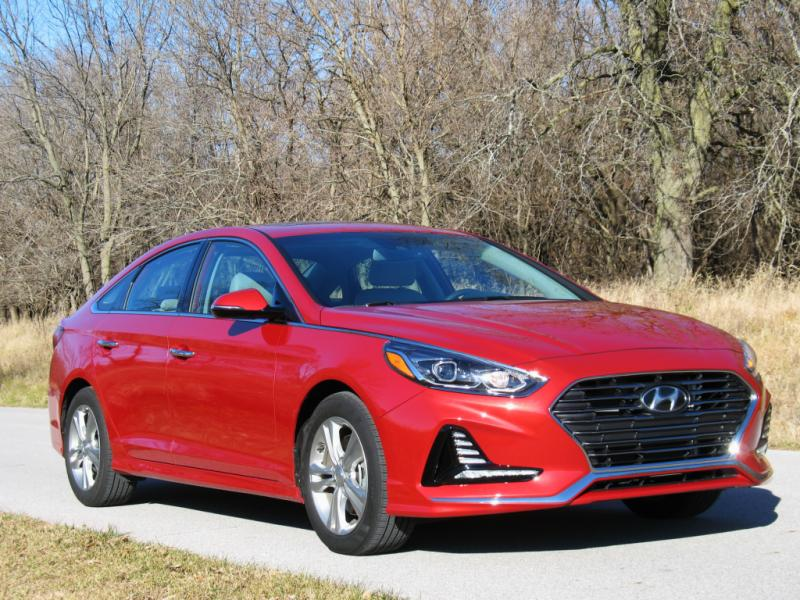 2020 HYUNDAI SONATA LIMITED EDITION