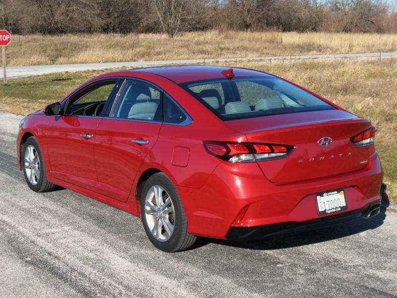 2018 HYUNDAI SONATA LIMITED EDITION