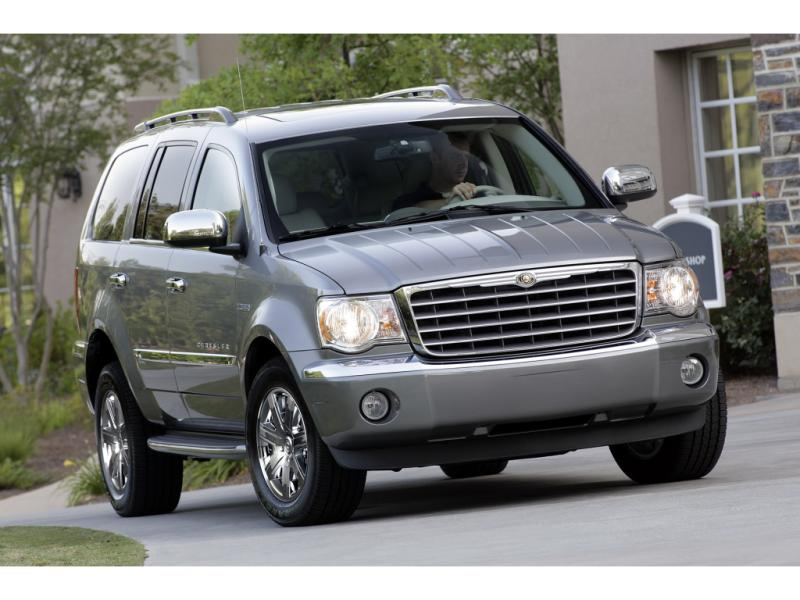2007 CHRYSLER ASPEN LIMITED EDITION