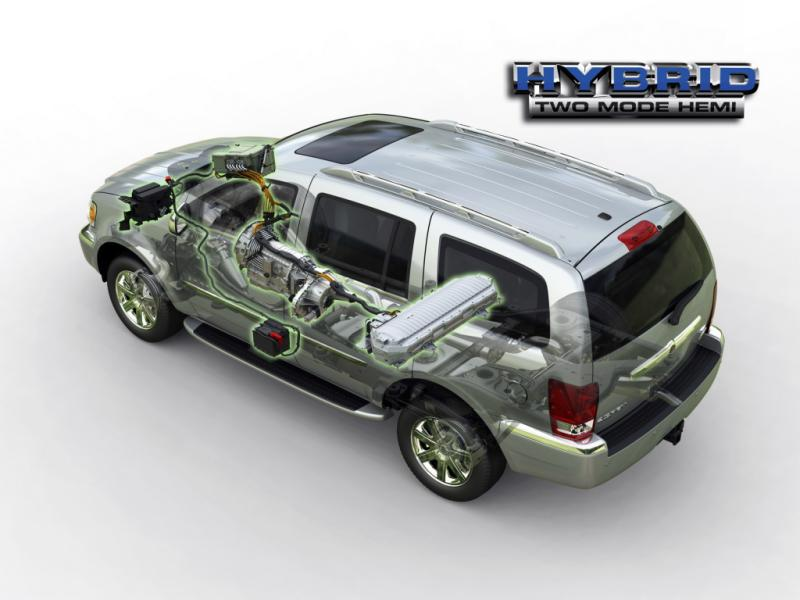 2009 Chrysler Aspen